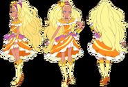 Perfiles de Cure Soleil (TV Asahi)