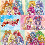 Pretty Cure Opening Collection 2004~2016