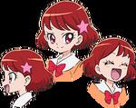 KKPCALM Kenjou Miku profile Asahi 2