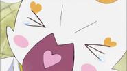 Potpourri se enfada con Itsuki