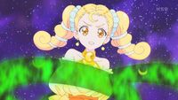 STPC47 Libra Princess fights against her restraints