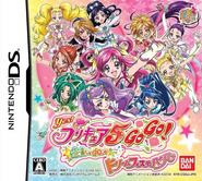 YPC5GG DS game box