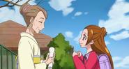 DDPC43 - Mari and Aguri talking