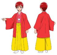 KKPCALM-concept art 2.14b-Kenjou Akira (Japanese clothes)