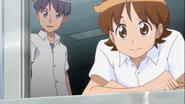 Yuya y Seiji