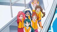 08. Haruka y las demas observando....