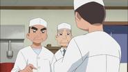 Masahiro es rechazado de nuevo por su padre