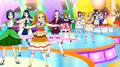 Precure dance with everyone