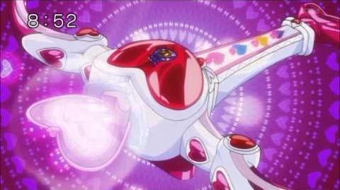 ¡Espada Destelleante Pretty Cure!