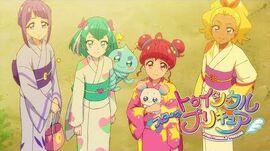 スター☆トゥインクルプリキュア 第25話予告 「満点の星まつり☆ユニの思い出」