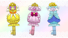 Dress Up Key
