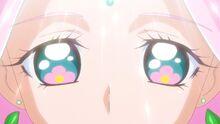 Felice opens her eyes