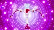 Flecha corazon amoroso sword