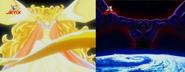 Reina de la Luz contra Rey Haaku