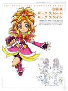 Yande.re 355240 sample bike shorts futari wa pretty cure splash star hyuuga saki inagami akira pretty cure sketch