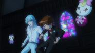 Blue, Seiji y las hadas vuelven a la normalidad