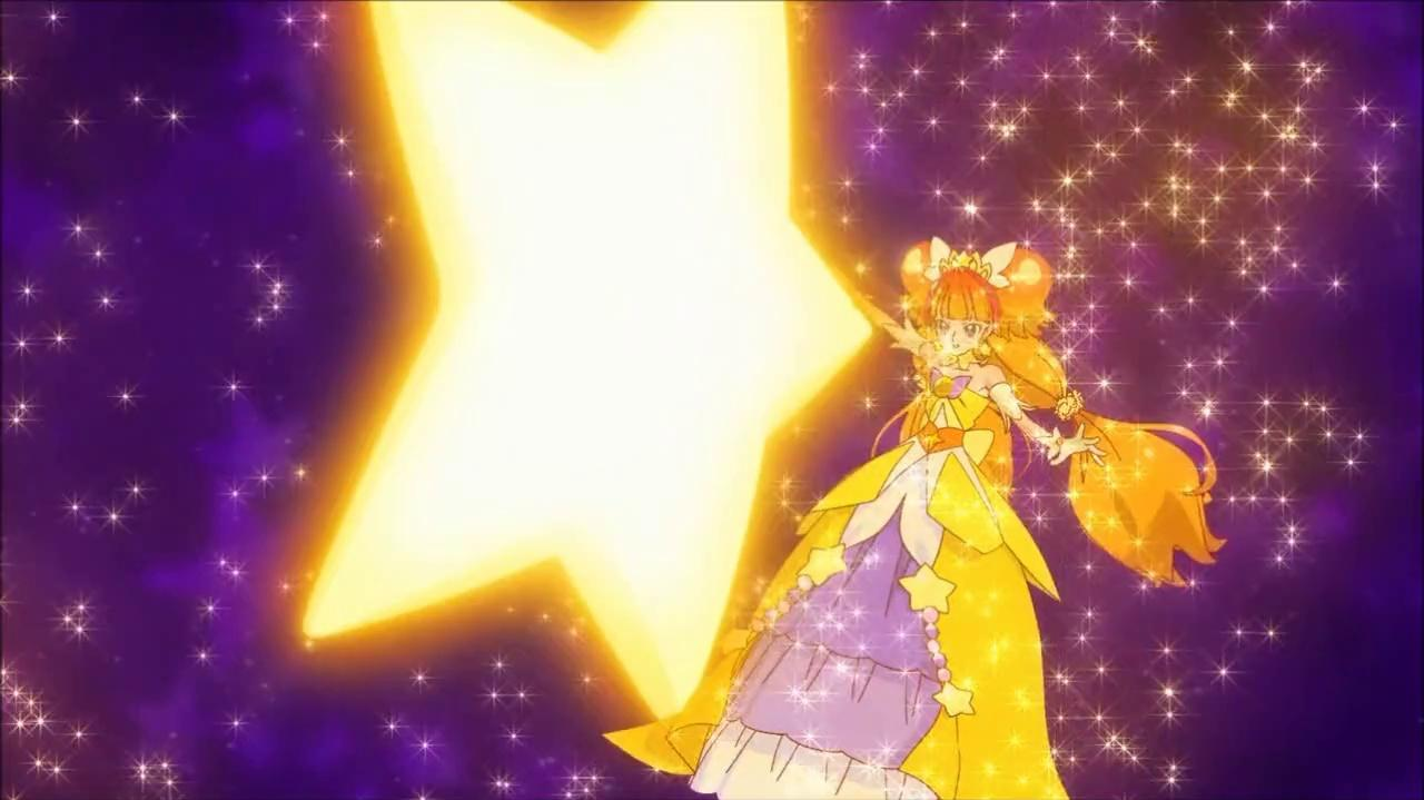 Cure Twinkle Mode Elegant and Twinkle Humming-0