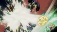 Trinity explosion antiguas precure