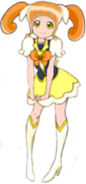 Happiness Charge Pretty Cure! International Cure