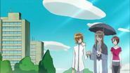 Itsuki toma un paseo junto a su hermano