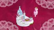 Llave de Vestir de Flora y el Palacio Princesa al fnal del episodio 37