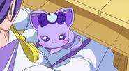 Makoto esconde dabyi