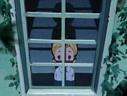 Niño mirando cielo preguntandose hikari