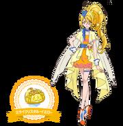 Perfil de Cure Étoile (TV Asahi)
