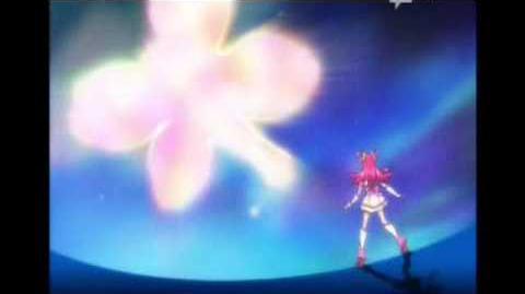 Yes! Pretty Cure 5 Five Explosion - Attacco Italiano