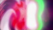 Choque entre el Big Bang Kumojaki Especial Ola Rompedora de Verano y Fuerte Ola Rosada Pretty Cure
