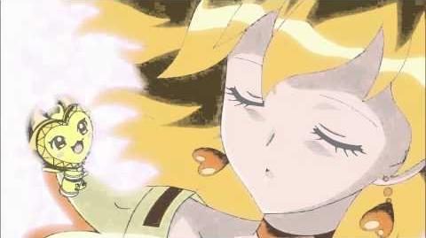 Fresh Pretty Cure Angel Transformation!