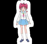 Hikaru school form