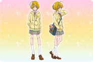 Homare Uniform Profile Toei