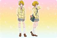 Homare Uniform Profile Toei