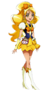 Cure Honey en All Stars New Stage 3