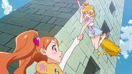 Pelicula en Mirai y Ichika
