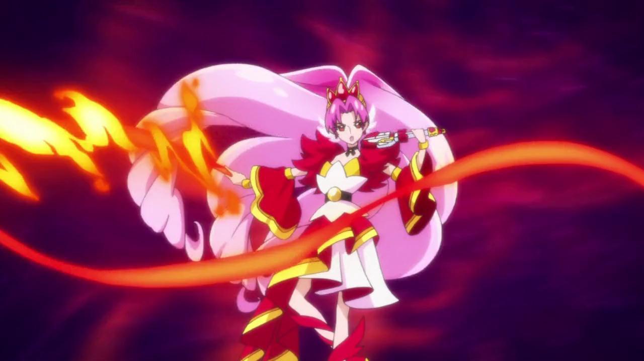 Go! Princess Pretty Cure - Pretty Cure Scarlet Flame