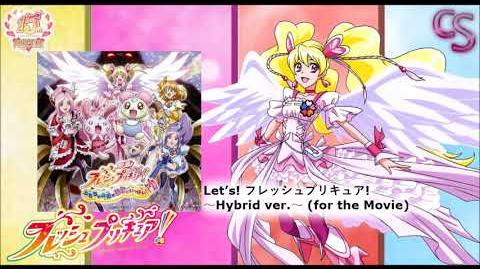 Let's! フレッシュプリキュア! ~Hybrid ver ~ for the Movie