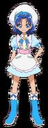 Perfil de Aoi como pastelera