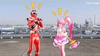 Please Tell Me... Twinkle!☆ 1080P Star☆Twinkle Precure X Kiramager