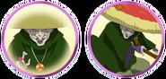Shibiretta faces