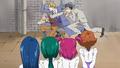 Washio and uraras family sneaking