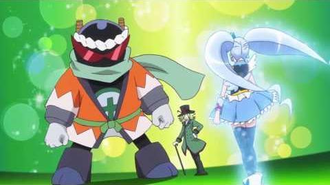 Cure Princess Innocent Form Transformation-0