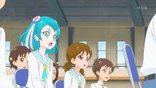 STPC35 Lala is surprised by Hikaru's decision