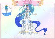 Cure Mermaid Modo Elegante Premium toei