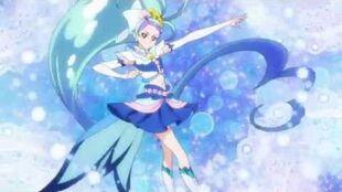 Cure Mermaid Transformation