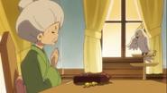 Mitsuya termina de comer