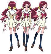 Tsubomi uniforme