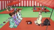 DDPC27 - Mari holding a tea ceremony