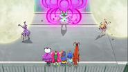 Miracle y las demás protegen a las KiraKira